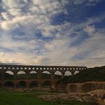 Pont du Gard par Alexandre Santerne - Vers-Pont-du-Gard 30210 Gard Provence France