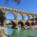 Pont du Gard aqueduct by Mattia Camellini - Vers-Pont-du-Gard 30210 Gard Provence France