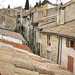 Les toits de Villeneuve-les-Avignon by avz173 - Villeneuve-lez-Avignon 30400 Gard Provence France