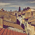 Les toits de Villeneuve les Avignon by avz173 - Villeneuve-lez-Avignon 30400 Gard Provence France