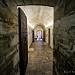 Porte secrète - Abbaye de Villeneuve les Avignon par pinarello01 - Villeneuve-lez-Avignon 30400 Gard Provence France