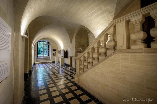 Abbaye du Fort St André by Rémi Avignon