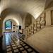 Abbaye du Fort St André par Rémi Avignon - Villeneuve-lez-Avignon 30400 Gard Provence France