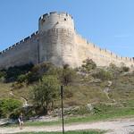 Les remparts de Villeneuve lez Avignon par Elmo Blatch - Villeneuve-lez-Avignon 30400 Gard Provence France