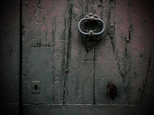 Open Up Your Door by Boccalupo [Away for Xmas]