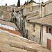 Les toits de Villeneuve-les-Avignon par avz173 - Villeneuve-lez-Avignon 30400 Gard Provence France