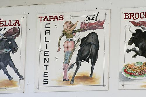 Restaurant Grau du Roi - Tapas olé olé by Elmo Blatch