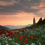 Ceillac, Sainte Cecile by Laurence_ - Ceillac 05600 Hautes-Alpes Provence France