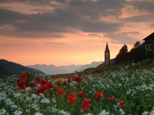Ceillac, Sainte Cecile par Laurence_