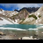 Haute vallée de la Clarée - Le lac des Béraudes par Alain Cachat - Névache 05100 Hautes-Alpes Provence France