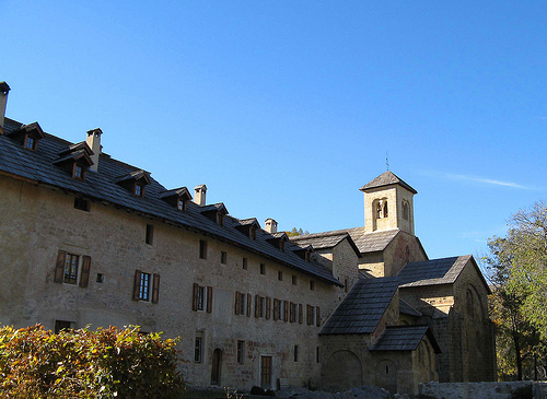 Abbaye de Boscodon by myvalleylil1