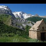 Oratoire St Joseph par Alain Cachat - La Grave 05320 Hautes-Alpes Provence France
