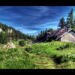 Chalets du Jadis - Haute vallée de la Clarée par Alain Cachat - Névache 05100 Hautes-Alpes Provence France