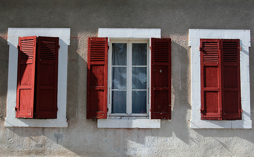 Schoolhouse windows par MarkfromCT