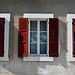 Schoolhouse windows by MarkfromCT - Serres 05700 Hautes-Alpes Provence France