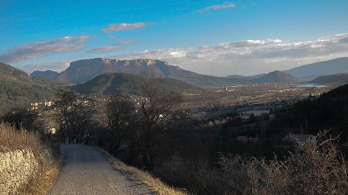 Serres et la vallee du Buech, France by CTfoto2013