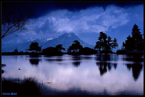 Lac de Saint-Appolinaire par Patchok34