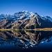 Mirroir du Lac du Pontet par Alxmtp13 - Villar d'Arene 05480 Hautes-Alpes Provence France
