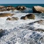 Littoral - Mer Méditerranée par jdufrenoy - Roquebrune Cap Martin 06190 Alpes-Maritimes Provence France