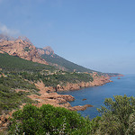 Corniche d'Or - Massif de l'Estérel par spencer77 - Agay 83530 Var Provence France