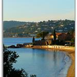 Agay au calme - un après midi d'hiver au soleil par CHRIS230*** - Agay 83530 Var Provence France