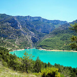 Gorges du Verdon Gateway par flyer6757 - Aiguines 83630 Var Provence France