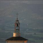 Verdon : campanile d'Aiguines par Rhansenne.photos - Aiguines 83630 Var Provence France