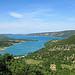 Vue sur le Lac de Sainte-Croix par mistinguette18 - Aiguines 83630 Var Provence France