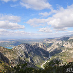 Gorges du Verdon  by  - Aiguines 83630 Var Provence France