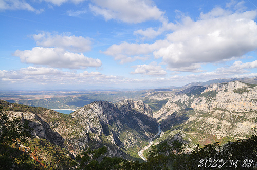 Gorges du Verdon  by SUZY.M 83