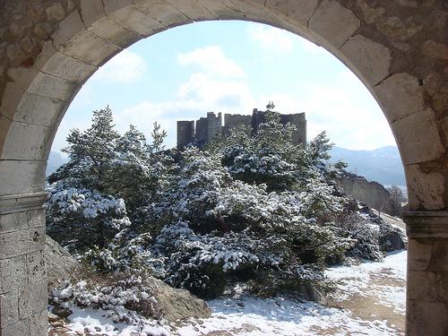 Chateau de Bargème dans le haut Var par csibon43