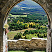 View from Bargeme Castle - Provence par  - Bargème 83840 Var Provence France