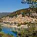 Bauduen : le village au bord de l'eau par Charlottess - Bauduen 83630 Var Provence France