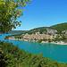 Le village de Bauduen sur le lac de Sainte-Croix. Provence. by nic( o ) - Bauduen 83630 Var Provence France
