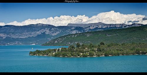 Lac De Sainte Croix par DamDuSud