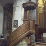 Chaire. Eglise de Belgentier, Var. by Only Tradition - Belgentier 83210 Var Provence France