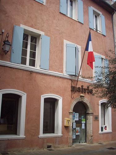 Hôtel de Ville, Belgentier, Var. by Only Tradition