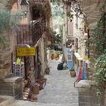 Vieille rue pentue de Bormes les Mimosas par csibon43 - Bormes les Mimosas 83230 Var Provence France