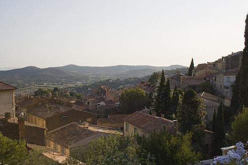 Panorama depuis Bormes par cpqs
