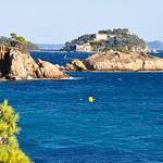 Côte d'azur : Le fort de Bregançon par Laurent2Couesbouc - Bormes les Mimosas 83230 Var Provence France