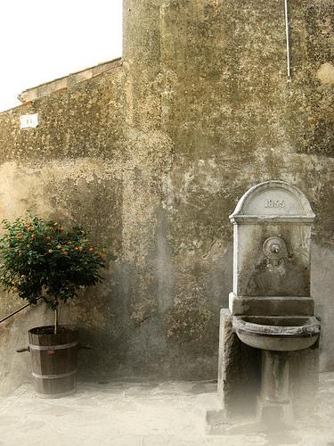 Fontaine 1833 - Bormes-Les-Mimosas par funkyflamenca