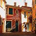 Dans les rues chaudes de Bormes les Mimosas par Babaou - Bormes les Mimosas 83230 Var Provence France