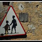 Ecoliers Provençaux par michel.seguret - Carces 83570 Var Provence France