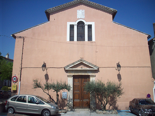 Eglise de Carnoules, Var. par Only Tradition
