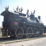 Locomotive, Carnoules, Var. par Only Tradition - Carnoules 83660 Var Provence France