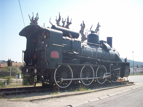 Locomotive, Carnoules, Var. par Only Tradition