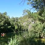 Canoé sur l'Argens par Josy Mollien - Chateauvert 83670 Var Provence France