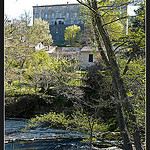 La Bresque et le château d'Entrecasteaux  par myvalleylil1 - Entrecasteaux 83570 Var Provence France