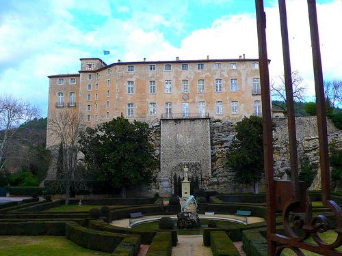 Le château d'Entrecasteaux par nevada38