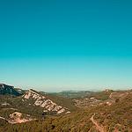 Paysage d'Evenos par Macré stéphane - Evenos 83330 Var Provence France